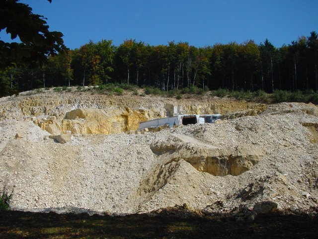 Bild vom Fundort Breitenhill (Öchselberg) Bild ©